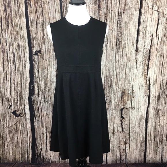 Louis Vuitton Dresses Uniformes Black Dress Size 38 Us 6 Poshmark